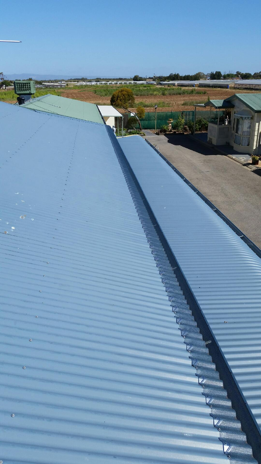 Gallery Top Edge Roofing